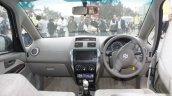 Maruti SX4 hybrid interiors