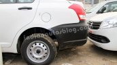 Maruti Swift Dzire Tour rear wheel