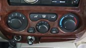 Force One Interiors AC controls