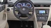 Skoda Rapid European edition dashboard