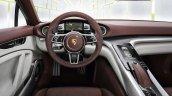 Porsche Panamera Sport Turismo interiors
