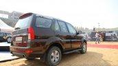 Tata Safari Storme off-roading experience