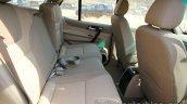 Tata Safari Storme second row comfort
