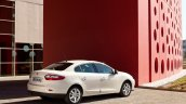 2013 Renault Fluence facelift rear three quarters