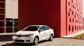 2013 Renault Fluence facelift front three quarters