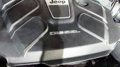 2014 Jeep Grand Cherokee diesel engine