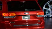 2014 Jeep Grand Cherokee from NAIAS 2013 rear view
