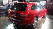 2014 Jeep Grand Cherokee rear quarter
