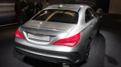 Mercedes CLA Class rear three quarter angle NAIAS 2013