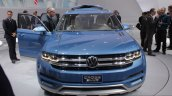 VW CrossBlue Concept at NAIAS 2013 (7)