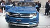 VW CrossBlue Concept front