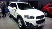 2013 Chevrolet Captiva facelift front