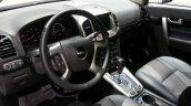2013 Chevrolet Captiva facelift interiors