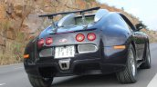Buggati Veyron Replica rear profile