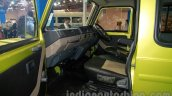 Force Gurkha hardtop interior