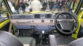 Force Gurkha hardtop front dashboard
