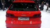 2013 Audi  A3 ETRON rear profile