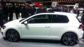 2013 Volkswagen GTD side