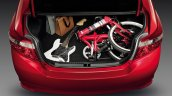 2014 Toyota Vios boot space