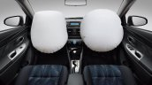 2014 Toyota Vios dual front airbags