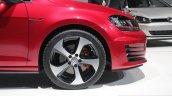 2015 VW Golf GTI wheel