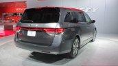2014 Honda Odyssey Touring Elite rear three quarter