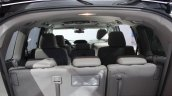2014 Honda Odyssey Touring Elite cabin view from the rear