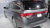 2014 Honda Odyssey Touring Elite rear three quarter left