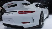 2014 Porsche 911 GT3 rear three quarters