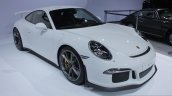 2014 Porsche 911 GT3 front three quarters