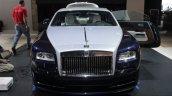 Rolls Royce Wraith front fascia