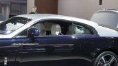 Rolls Royce Wraith roofline