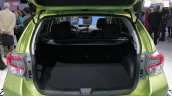 Subaru XV Crosstrek boot space