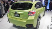 Subaru XV Crosstrek rear three quarter right