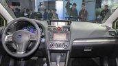 Subaru XV Crosstrek dashboard