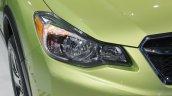 Subaru XV Crosstrek headlamp