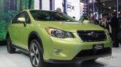 Subaru XV Crosstrek front three quarters