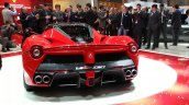 La Ferrari rear closeup