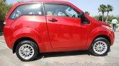 Mahindra Reva E2O driver side side view