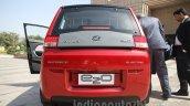 Mahindra Reva E2O rear fascia