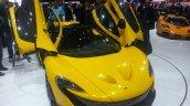 McLaren P1 Geneva Motor show live front