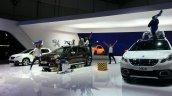 Peugeot 2008 Geneva Motor show live