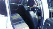 Peugeot 2008 Geneva auto show rear seat