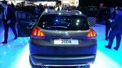 Peugeot 2008 geneva motor show live rear
