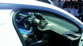 Peugeot 2008 geneva motor show live interior
