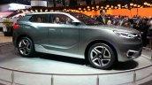 Ssangyong SIV-1 Concept Geneva motor show profile