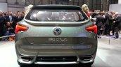 Ssangyong SIV Concept Geneva motor show rear