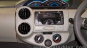 Toyota Etios Liva Facelift aircon controls and music system