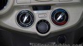 Toyota Etios Liva Facelift aircon controls
