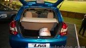 Toyota Etios Liva Facelift boot
